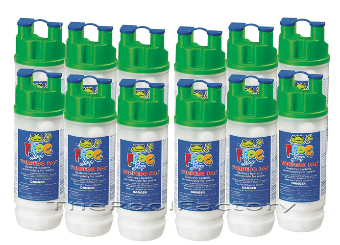 12 Pack Pool Frog Leap Torpedo Bac Pac For Frog Leap