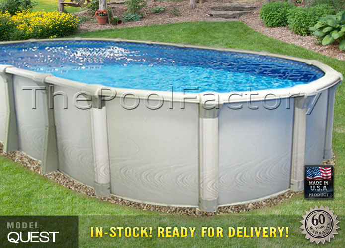 Above ground swimming pool package ebay tattoo design bild for Above ground pool deals