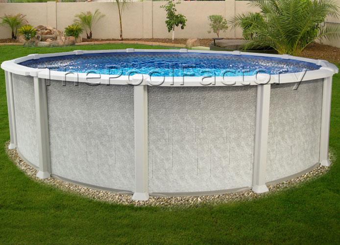 18x54 Saltwater 8000 Above Ground Salt Swimming Pool Package 60 Year Warranty Ebay