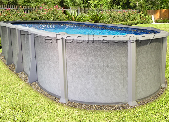 15x30x54 Saltwater 8000 Above Ground Salt Swimming Pool Package 60 Year Warranty Ebay